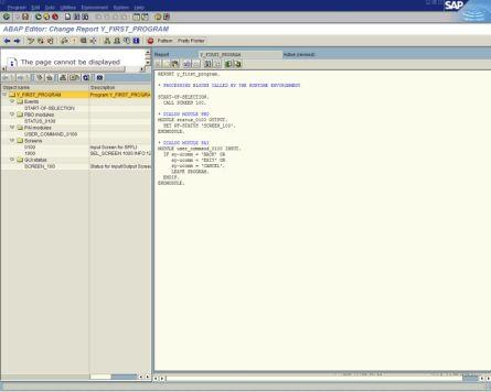 ABAP Program