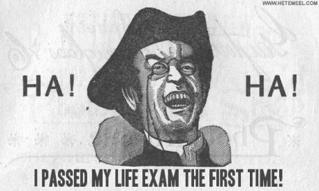 ExamPassed