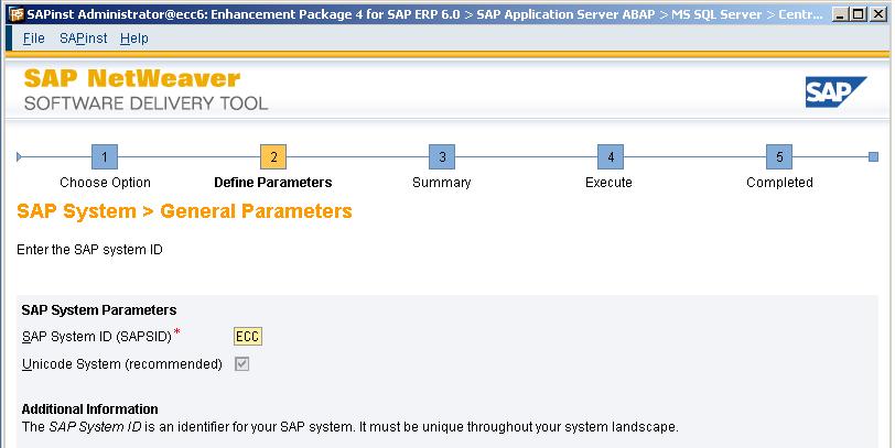 SAP IDES ERP 6 0 EHP4 / NetWeaver 7 01 Installation Guide on